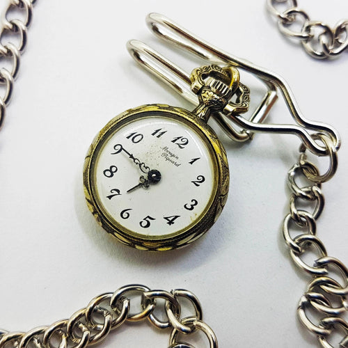Mougin & Piquard Vintage Pocket Watch | French Collection - Vintage Radar