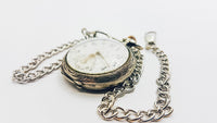 Silver French Vintage Pocket Watch | French Antique Pocket Watches - Vintage Radar