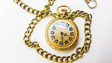 Load image into Gallery viewer, Strato Swiss Vintage Pocket Watch | French Antique Medallion Pocket Watch - Vintage Radar