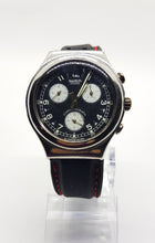 Load image into Gallery viewer, 1995 VERNISSAGE YCS101 Swatch Irony | Chronograph Swatch Watch Vintage - Vintage Radar
