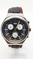 1995 VERNISSAGE YCS101 Swatch Irony | Chronograph Swatch Watch Vintage - Vintage Radar