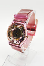 Load image into Gallery viewer, 2000 PINK JELLY SKIN SFP101 Swatch | Vintage Skin Swatch Watch - Vintage Radar