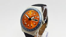 Load image into Gallery viewer, 1998 ORANGIN' ZEST YGS7002 Swatch Irony | Best Deal Vintage Watch - Vintage Radar