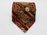 Dralon Alpi Arseda Vintage Tie & Tie Clip | Wedding Collection - Vintage Radar