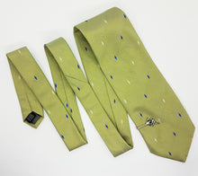 Load image into Gallery viewer, Pastel Green Naser Vintage Tie & Tie Clip | Wedding Collection - Vintage Radar