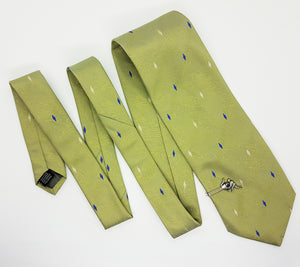 Pastel Green Naser Vintage Tie & Tie Clip | Wedding Collection - Vintage Radar
