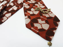 Load image into Gallery viewer, Alpi Arseda Vintage Tie & Tie Clip | Wedding Collection - Vintage Radar