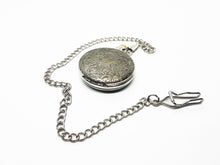 Load image into Gallery viewer, Vintage Bohemian Silver Pocket Watch | Can Be Engraved Upon Request - Vintage Radar