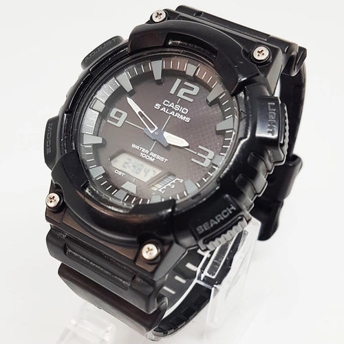 AQ-S810W-1A2VEF Casio Watch | Analog and Digital Display Mens Casio - Vintage Radar