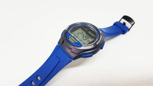 Load image into Gallery viewer, Blue Vintage Casio Watch For Men, Antique Wristwatch For Casio Lovers - Vintage Radar