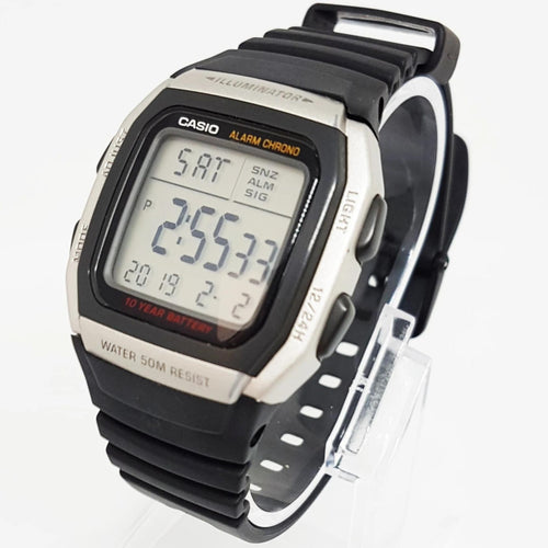 Square Vintage Casio For Men, Retro Watch - Vintage Radar