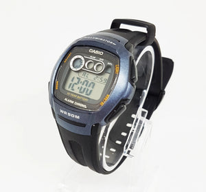 Blue Casio Illuminator Watch For Men | Casio Sports Diver Watch - Vintage Radar