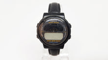 Load image into Gallery viewer, Vintage Casio Moon Graph GMW-15, All Black Wristwatch - Vintage Radar