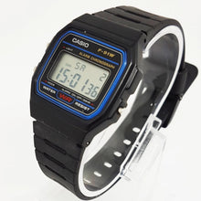 Load image into Gallery viewer, Classic F-91W Black Vintage Casio Watch | Alarm Chronograph Watch - Vintage Radar