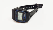 Load image into Gallery viewer, Classic F-91 W Black Vintage Casio Watch, Elegant Timepiece - Vintage Radar