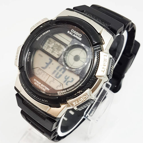Unique AE1000W-1BV Vintage Casio Watch for Men, Gift Wristwatch - Vintage Radar