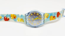 Load image into Gallery viewer, 2003 Standard Ducky Bath GN214 Vintage Swatch | Baby Shower Gift - Vintage Radar