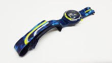 Load image into Gallery viewer, YELLOW SPOT SDN906 Scuba Swatch Watch | RARE Vintage Scuba - Vintage Radar