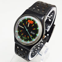 1992 BATTICUORE GB724 Vintage Swatch Watch | Originals Gent Swatch - Vintage Radar