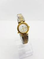 Luxury Gold-Tone Timex Indiglo Vintage Watch for women - Vintage Radar