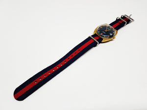Rare Anker 25 Rubis German Automatic Watch | 70s Luxury German Gold Watch - Vintage Radar