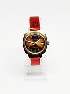 Square Ruhla Antimagnetic Mechanical Watch | Historical Vintage Watch - Vintage Radar