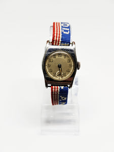 Military Sergent Vintage Mechanical Watch | 1940 WW2 Watch for Men and Women - Vintage Radar