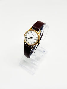 Small Timex Mechanical Vintage Watch | Unique Fashion Watches - Vintage Radar