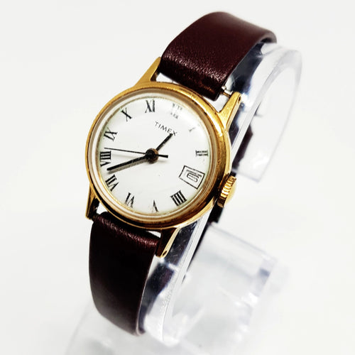 Small Timex Mechanical Vintage Watches | Unique Fashion Watches - Vintage Radar