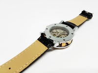 Unique Rose-Gold SKELETON Mechanical Watch | Vintage Watches For Sale - Vintage Radar