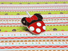 Load image into Gallery viewer, Minnie Mouse Disney Enamel Pin | Hidden Mickey Collection - Vintage Radar