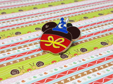 Load image into Gallery viewer, Magic Mickey Mouse Disney Enamel Pin | Hidden Mickey Ears Collection - Vintage Radar