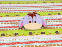 Load image into Gallery viewer, Winnie the Pooh Eeyore Enamel Pin | Tsum Tsum Pin Collection - Vintage Radar