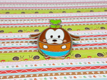 Load image into Gallery viewer, Goofy Dog Enamel Pin | Disney Tsum Tsum Collection - Vintage Radar