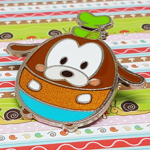 Tsum Tsum Goofy Disney Pin | Goofy Dog Enamel Pin Collection - Vintage Radar