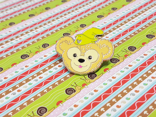 Teddy Bear Enamel Pin | Cute Disney Lapel Pin - Vintage Radar