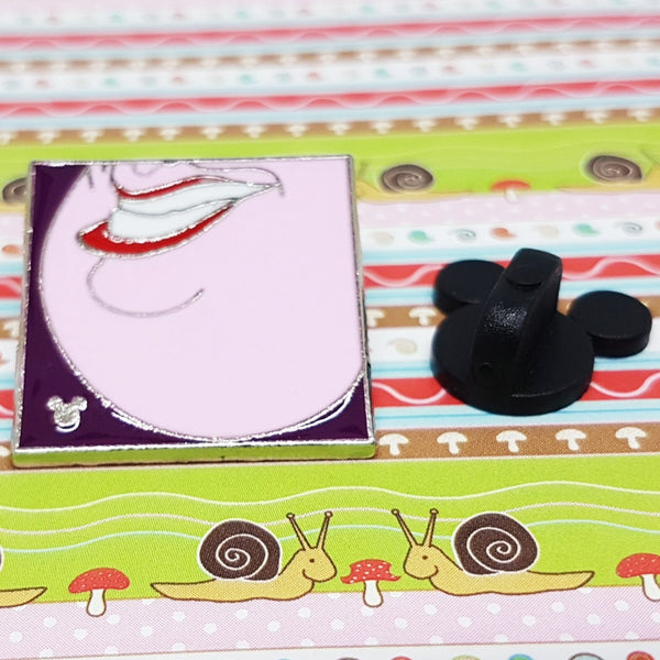 Hidden Mickey villana Chin Úrsula Little Mermaid Sonriendo Disney Pins | Disney trader pin