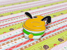 Load image into Gallery viewer, Cupcake Pluto Dog Enamel Disney Pin | Hidden Mickey Collection Mini Booster Cup Cake - Vintage Radar
