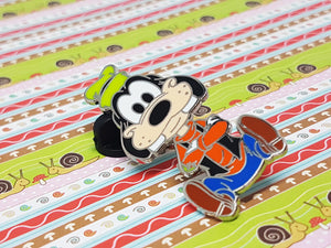 Goofy Enamel Pin | Disney Lapel Pin - Vintage Radar