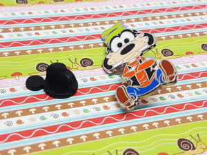 Young Goofy Disney Enamel Pin | Cute Goofy Disney Lapel Pin