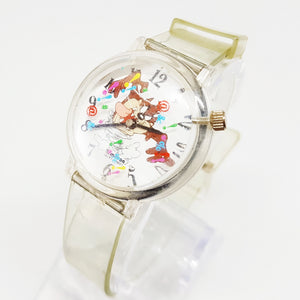 Armitron Disney Tasmanian Devil watch for men and women, Warner Bros. Looney Tunes Cartoon watch - Vintage Radar