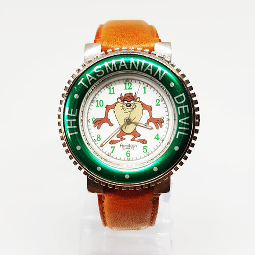 The Tasmanian Devil Armitron Vintage Watch | Looney Tunes Watches - Vintage Radar
