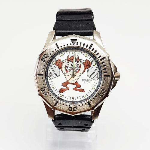 90s Armitron Looney Tunes Watch | Armitron The Tasmanian Devil Watch