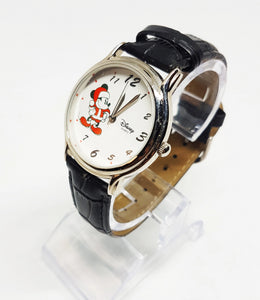 Mickey Mouse Christmas Disney Watch | Special Edition Gift Watch - Vintage Radar