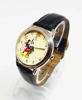 Mickey Mouse Walt Disney World Watch | Vintage Christmas Gift Watch - Vintage Radar