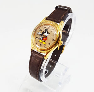 Mickey Mouse Rotating Hands Disney Watch | Disney Watch Collection - Vintage Radar