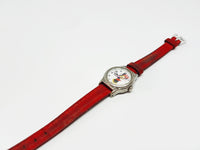Small Seiko Minnie Mouse Watch | Rare Vintage Disney Watch - Vintage Radar