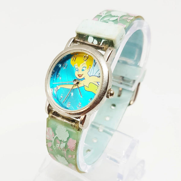 Tinker Fairy Disneyland Watch | Blue Boho Chic Vintage Watch - Vintage Radar
