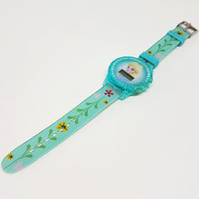 Load image into Gallery viewer, Elsa Disney Princess Watch | Blue Frozen Watch For Her - Vintage Radar