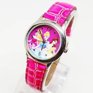Pink Disney Princess Watch | Disney Watch Collection - Vintage Radar